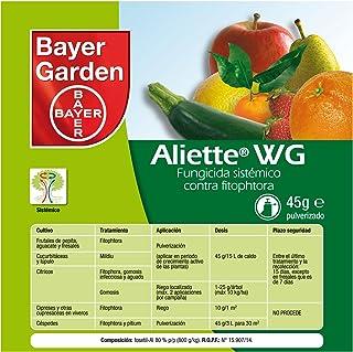comprar comparacion Protect Garden Aliete WG Fungicida sistémico, Verde, 45 gramos