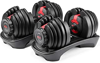 Bowflex SelectTech 552 - Two Adjustable Dumbbells