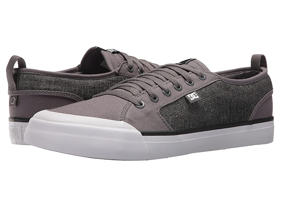 DC Evan Smith Hi TX SE (Grey/Black) Men