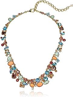 Mango Tango Women's Colette Necklace, Bright Multi, 15