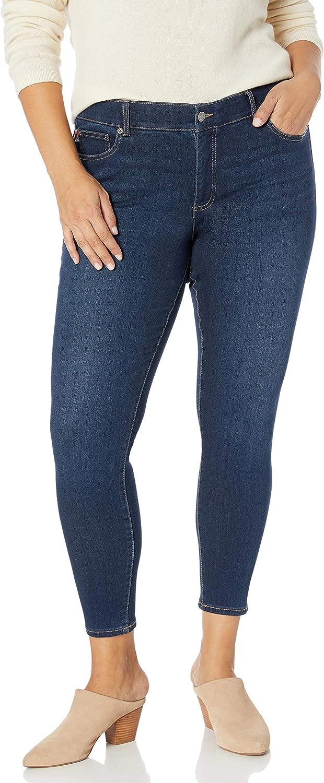 NEW Chaps Denim Stretch Size 16 Blue Jeans NWT