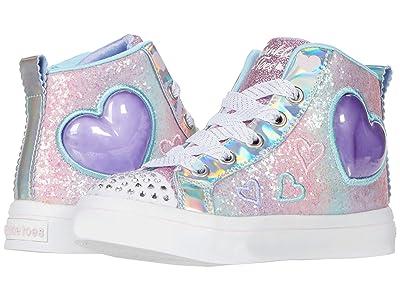 SKECHERS KIDS Twinkle Toes Twi-Lites 2.0 314419L (Little Kid) (Light Pink/Multi) Girl