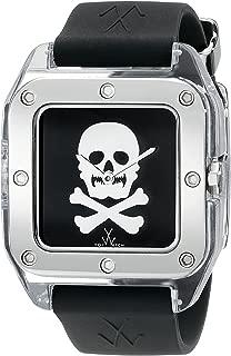 Toy Watch Unisex TW05BW Analog Display Quartz Black Watch