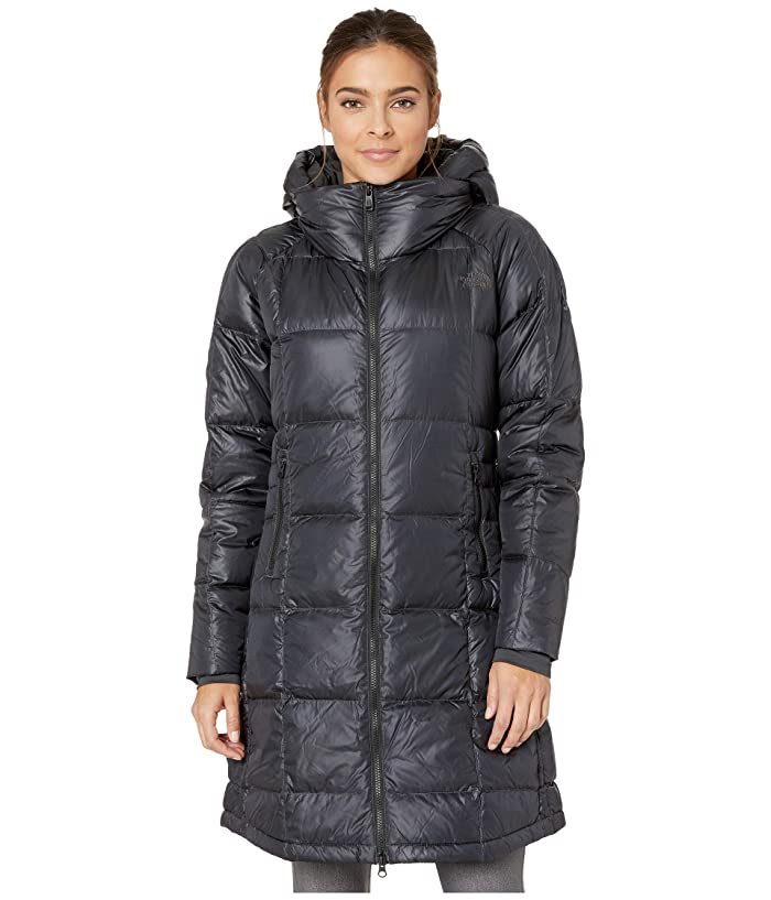 The North Face  Acropolis Parka (Asphalt Grey) Womens Coat