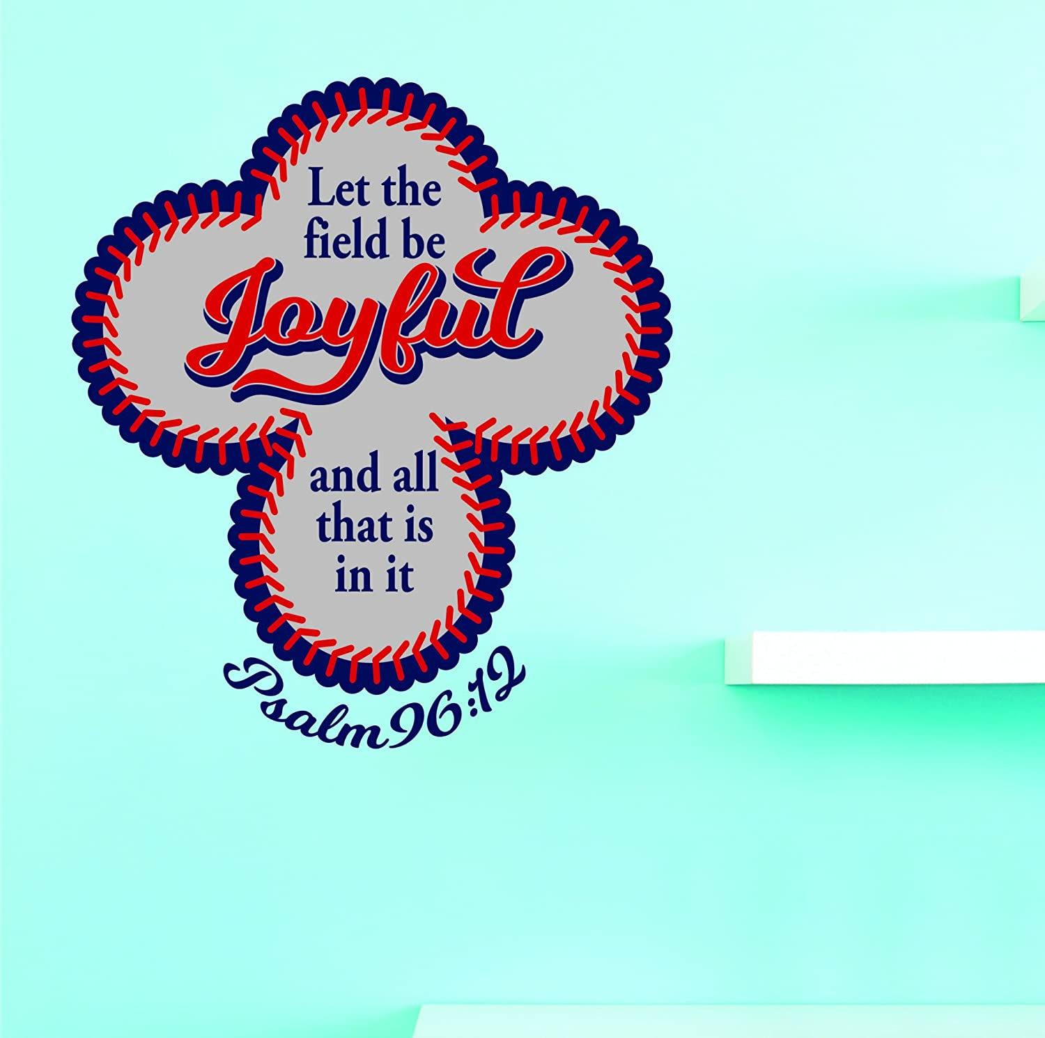 Design with Fixed price for sale Vinyl JER 2311 3 Hot the Chicago Mall Decals be joy New Let field