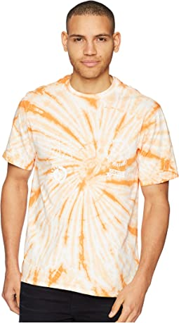 Tie-Dye Multi Graphic Tee