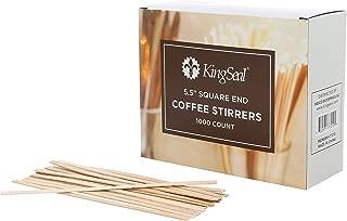 Best coffee stir stick crafts Reviews