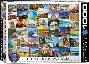 EuroGraphics Australia Globetrotter (1000 Piece) Puzzle