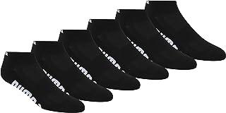 PUMA mens 6 Pack Low Cut Socks