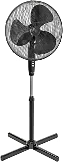 Bestron ASV45Z Summer Breeze Ventilateur, Noir, 45 cm