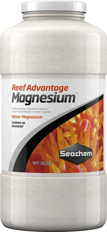 Reef Advantage Magnesium 1.2 kg 2.6 Super special price Max 76% OFF lbs