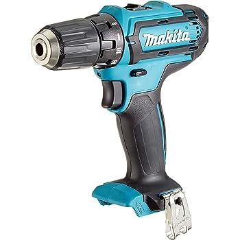 MAKITA DF331DZ Drill/Driver (batería, sin Cargador), 10.8 V, Negro ...