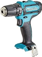MAKITA DF331DZ Drill/Driver (batería, sin Cargador), 10.8 V, Negro, Azul