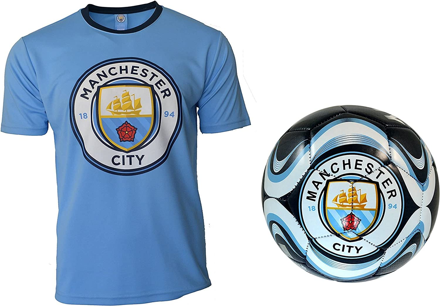 Manchester City F.C. Soccer Jersey Japan's largest assortment Official Training Cheap sale Si