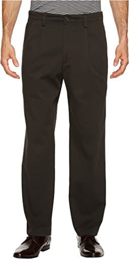 Easy Khaki D3 Classic Fit Pleated Pants