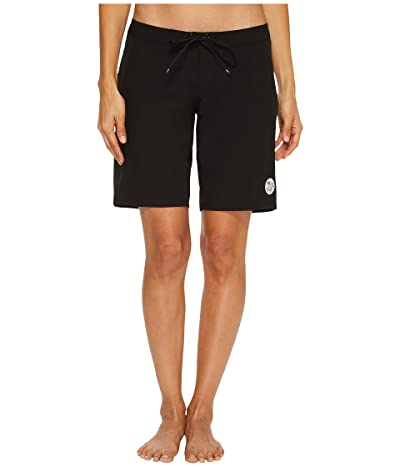 Body Glove Smoothies Harbor Vapor Boardshorts (Black) Women