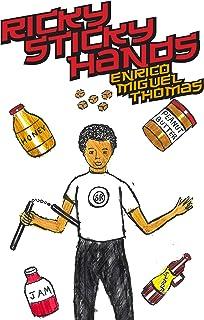 Ricky Sticky Hands (English Edition)
