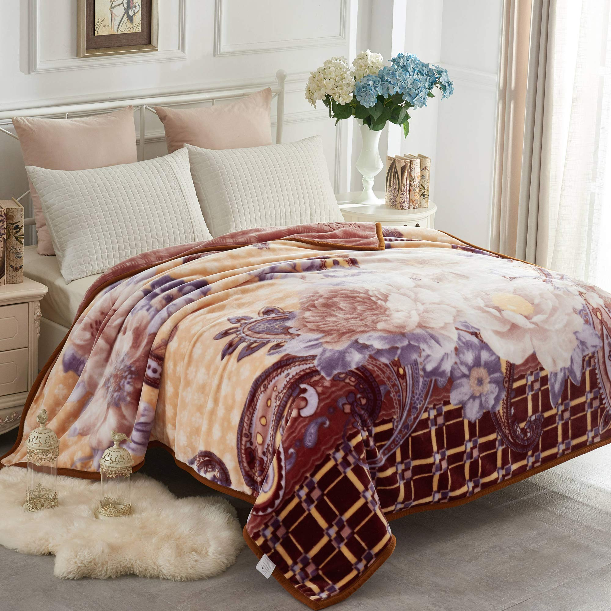 JYK Heavy Korean Fleece Blanket
