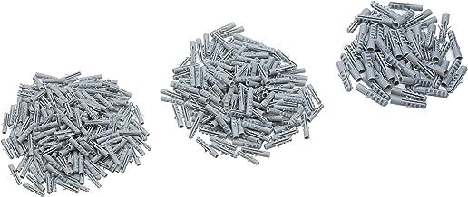 Meister Pluggenassortiment 400-delig - diverse maten in set (5 mm/6 mm/8 mm) - voor eenvoudige bevestigingswerkzaamheden/p...