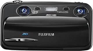 Fujifilm FinePix Real 3D W3 Digital Camera with 3.5-Inch LCD