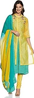 Rangriti Women's Wrap Kurtas Salwar Suit