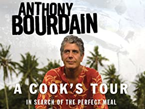 Anthony Bourdain: A Cook's Tour Season 2