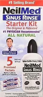 Best mcneil sinus rinse kit Reviews
