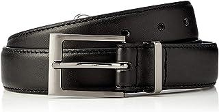 Marca Amazon - Hikaro Cinturón Hombre, Pack de 2