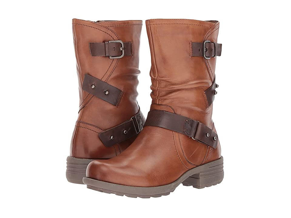 Rockport Cobb Hill Collection Cobb Hill Brunswick Boot (Almond Leather) Women