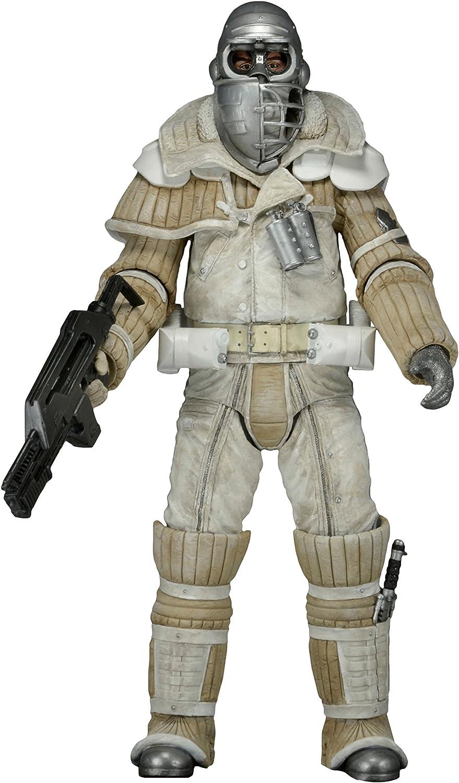 NECA Aliens Scale Series-8 Weyland Yutani Commando Action Figure, 7-Inch