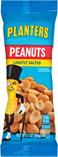 Planters Lightly Salted Cocktail Peanuts (2oz Bags, Pack of 144)