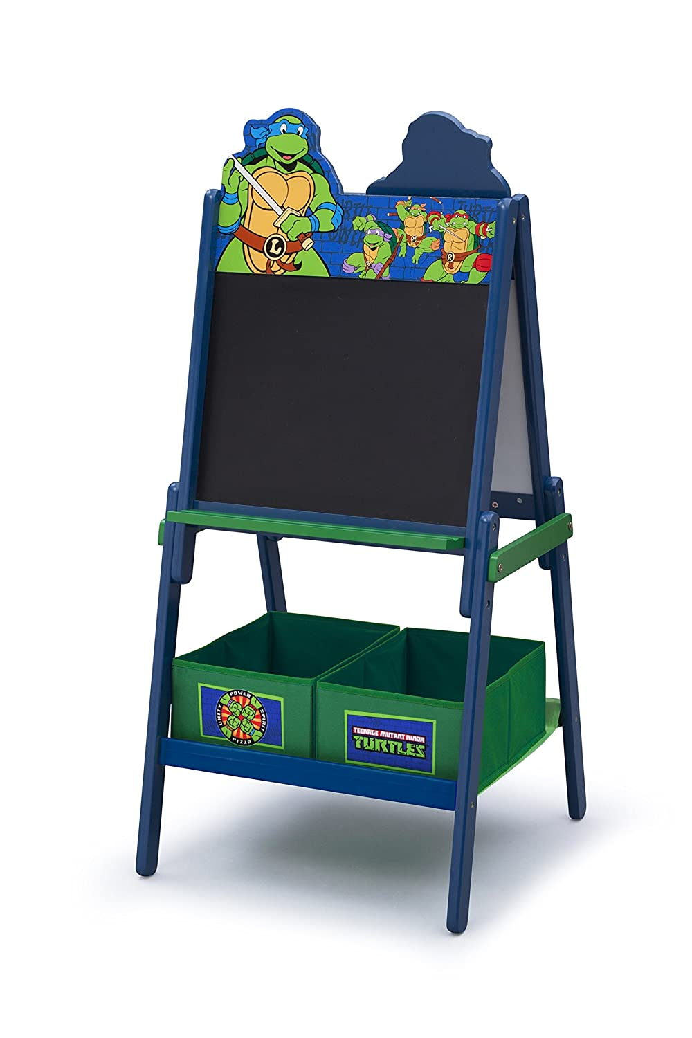 Wholesale Delta Children Wooden Double-Sided Kids Storage Easel with -Idea 25% OFF