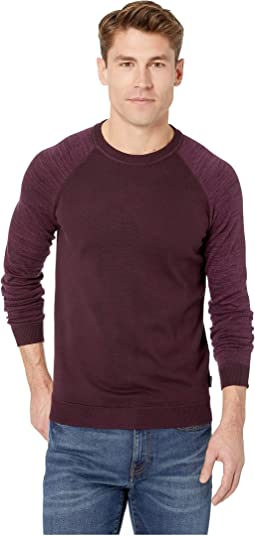 Cornfed Long Sleeve Raglan Sleeve Crew Sweater
