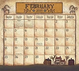 primitive magnetic calendar 2018