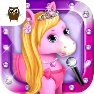 Pony Sisters Hair Salon 2 - Pet Horse Makeover Fun
