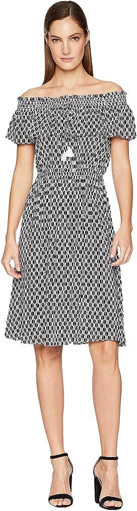 4cc61f62ddd Arrow Stripe Rayon Dress. Kate Spade New York. Arrow Stripe Rayon Dress.   120.99MSRP   268.00