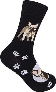 French Bulldog Socks - Frenchie Socks - French Bulldog Socks Women - Bulldog Socks Men - Mens Dress Socks - Gifts For Men - Crazy Socks For Men- Funny Socks - French Bulldog Outfit
