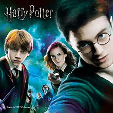 2019 Harry Potter Mini Calendar
