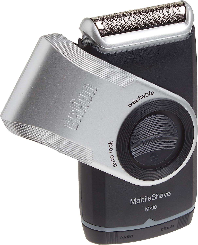 Braun Series Mobile Shaver M-90
