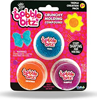 Compound King Triple Creation Pack Slime Molding Activity - Assorted Colors