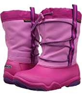 Crocs Kids - Swiftwater Waterproof Boot (Toddler/Little Kid)