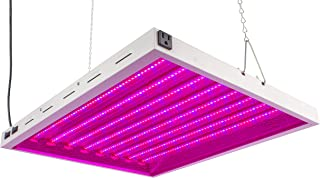 LumiaStar 2X2Ft 100W LED Grow Lights with BloomBoost Spectrum and Over 2.0 PPF/W Great for Retrofit T5 2Ft 8L 200W or 400W...