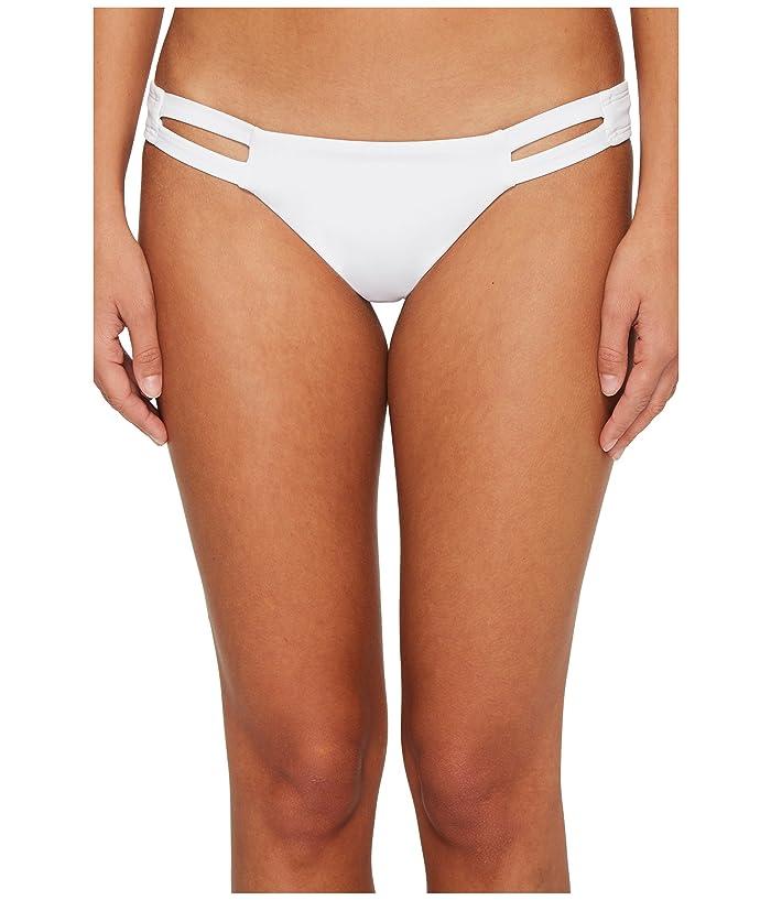 Vitamin A Swimwear Neutra Hipster (Eco White 1) Women