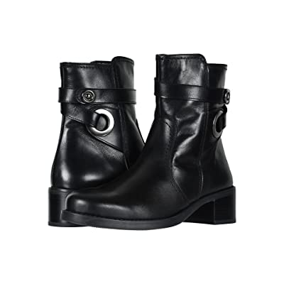 David Tate Java (Black Calf Skin) Women