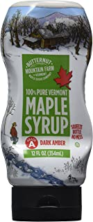 Butternut Mountain Farm Pure Maple Syrup, 2 Count