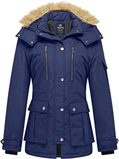 women's outdoor parka coats