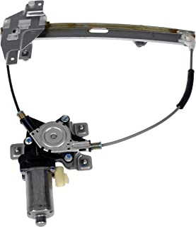 ACDelco 11R342 Professional Rear Driver Side Power Window Regulator without Motor