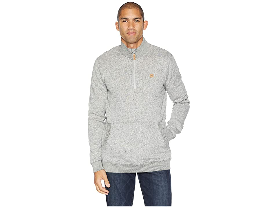 tentree Durango 1/2 Zip (Lunar Rock) Men