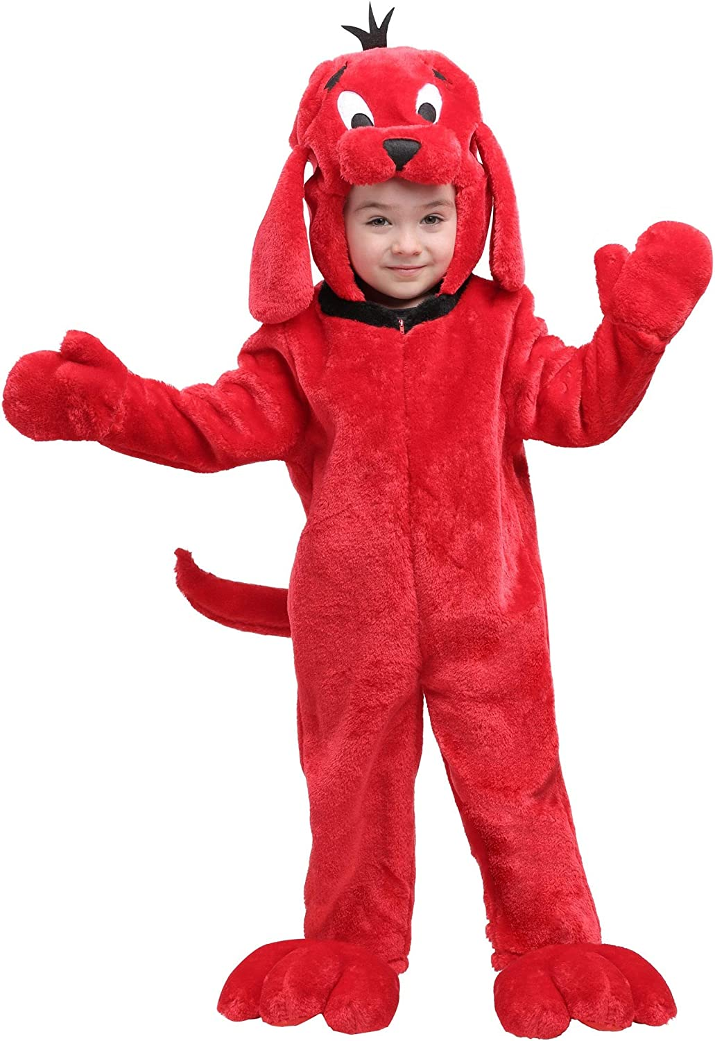 Sales results No. 1 Clifford The Big Red Toddler Costume Dog Financial sales sale