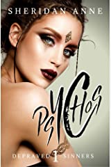 PSYCHOS (Depraved Sinners Book 1) (English Edition) Format Kindle